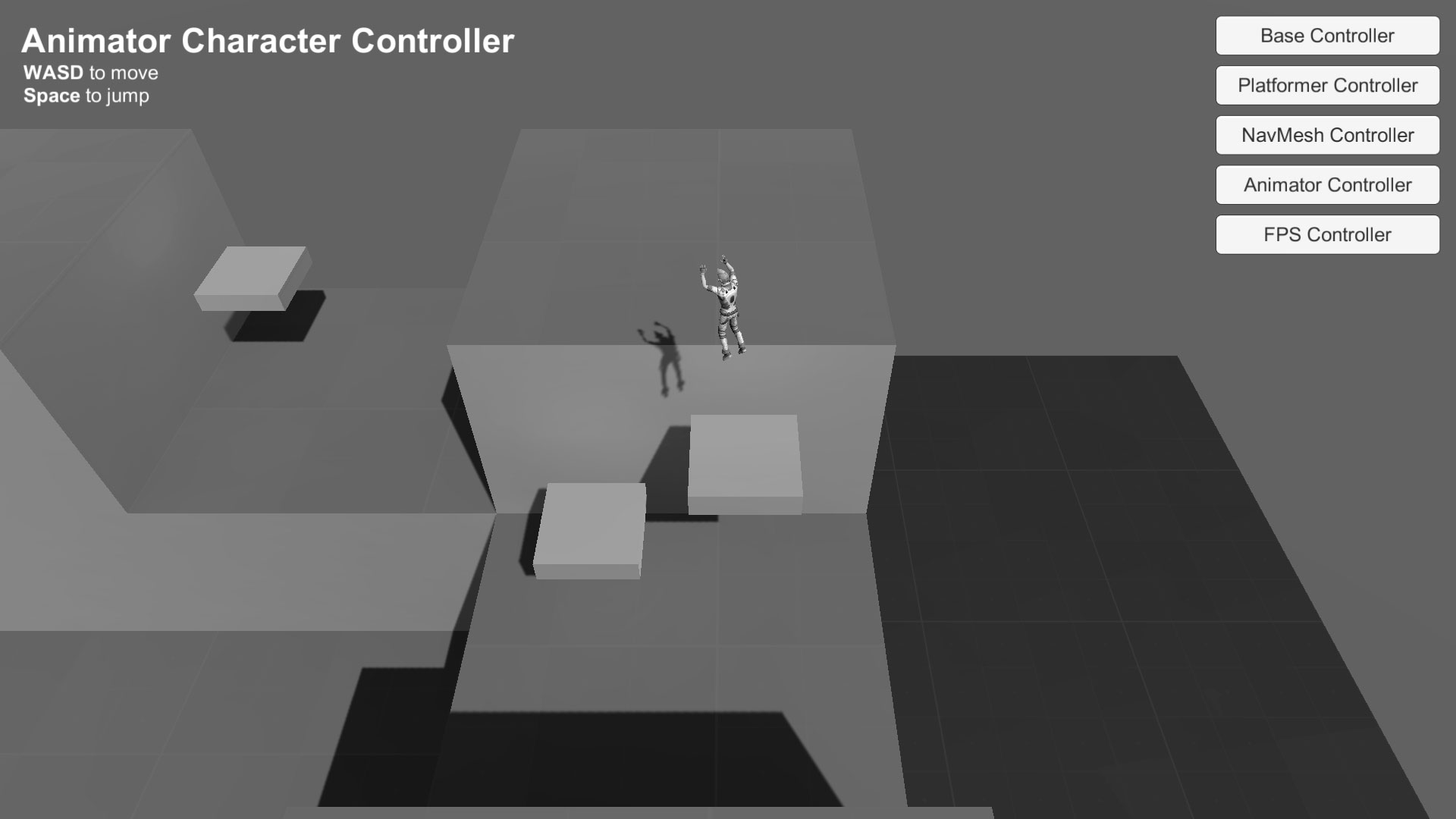 Fps Controller Unity